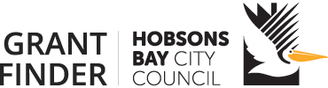 Hobsons Bay Grant Finder Logo
